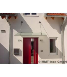 MMT-Inox Vordach Matterhorn 1500 x 900 mm